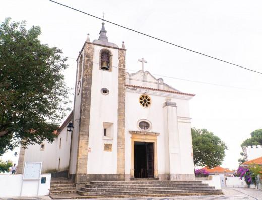 Igreja Matriz Olalhas
