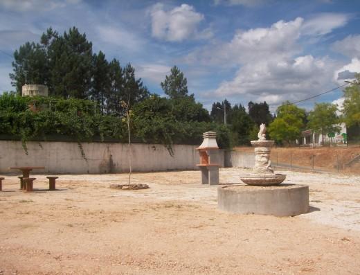 Parque de Apoio Montes